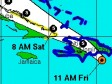 Haiti - FLASH : ERIKA changes direction and threatens more widely Haiti