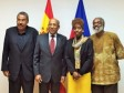 Haiti - Heritage : Tour in Spain of the Minister of Culture