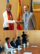 Haiti - Culture : Fruitful working sessions for Minister Raton in Spain