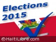 Haiti - FLASH : Final results of the 1st round of legislative elections of August 9, 2015
