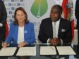 Haiti - Environment : Common front with France for the reforestation of Haiti