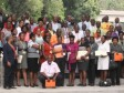 Haiti - Justice : Fifty executives of the justice trained