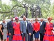 Haiti - Social : Celebration of the 236th anniversary of the Battle of Savannah