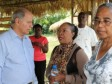 Haiti - Tourism : D-5, visit of preparations for the 6th Fair binational ecotourism