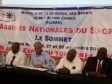 Haiti - Politic : Opening of the Summit of the National Assizes of Sports