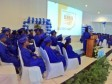 Haiti - Tourism : Graduation of 68 young professionals, names of laureates
