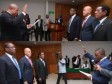 Haiti - Justice : Swearing-in of two new judges of CSPJ