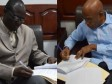 Haiti - Agriculture : Signing of Cooperation between the Ministry and the PROMODEV