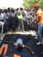 Haiti - Security : Training to protect the lives of schoolchildren
