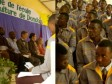Haiti - Training : Re-opening of the School of Agriculture of Dondon