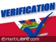 Haiti - FLASH : Fraudsters no longer have to worry about the Verification Commission
