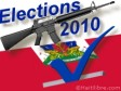 Haiti - Elections : First death at Desdunes, frauds in series...