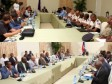Haiti - Elections : Privert held talks with the CEP, the ONI and the PNH