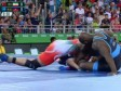 Haiti - Rio 2016 : Defeat for the wrestler Asnage Castelly (UPDATE-2)