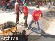 iciHaïti - Environnement : Opération nettoyage à Port-au-Prince