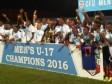 iciHaïti - Football U-17 : Vives Félicitations du Ministre Nazaire