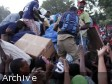 Haiti - FLASH : The population hungry, attacking humanitarian aid trucks