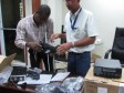 Haiti - Technology : Donation of emergency communications equipment