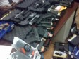 Haiti - FLASH : New Discovery of firearms in a container