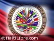 Haiti - Elections : The OAS calls for the peaceful continuation of the electoral process