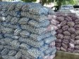 Haiti - DR : Seizure of nearly 2 tons of contraband garlic from Haiti