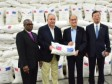 Haiti - Humanitarian : Taiwan at the rescue of Haiti