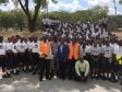 iciHaïti - Sécurité : Sensibilisation de 600 aspirants policiers à la gestion des risques naturels
