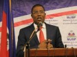 Haiti - FLASH : Minister Edouard, speaks on the case Guy Philippe