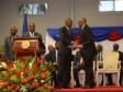 Haiti - Politics : Prime Minister's Inauguration and Installation Ceremonies