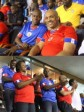 Haiti - Sports : Moïse and Lafontant, congratulate the Grenadiers