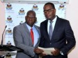 iciHaiti - Politics : Installation of a new DG in the Ministry of Justice