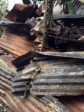 iciHaiti - Port-de-Paix : Fire of the Library of the School of the Brothers of Saint Joseph