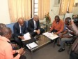 iciHaiti - Politics : Prime Minister filed his declaration of Assets