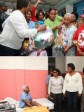Haiti - Social : Visit of the First Lady to the communal Asylum