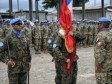 Haiti - Security : Chilean battalion pack up