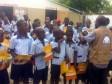 iciHaiti - Education : Distribution of awareness-raising materials on children's rights