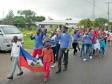 Haïti - Diaspora : La Communauté haïtienne fête le drapeau au Suriname