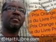 iciHaïti - Littérature : L'écrivain haïtien Dalembert finaliste du Prix Orange 2017