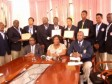 Haiti - Sports : Minister of Youth, honors our champions of Tang Soo Do