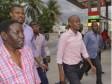 iciHaïti - Politique : Moïse en tournée à Delmas