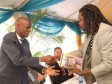 Haiti - Literature : Opening of the Book Fair