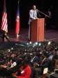iciHaiti - Politics : Moïse determined to accompany the Haitian diaspora