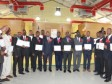 Haiti - Education : Presentation of certificates to 150 directors of fundamental schools in the Southeast