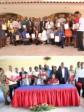 Haiti - Social : MJSAC honors its best employees...