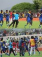 Haiti - Football CHFP : Victory of the Racing of Gonaïves [2-1] front of an ultra aggressive audience