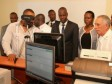 iciHaiti - Politics : Inauguration of a Center for Identity Documents in Trou-du-Nord