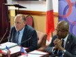 Haiti - France : 8 million Euros to support the 3rd A.F and the new secondary