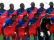 Haiti - Football : Haiti - El Salvador on February 9