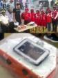 iciHaïti - Santé : Précieux don du basketteur haïtien Skal Labissière à la Croix-Rouge Haïtienne