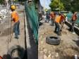 iciHaïti - Environnement : La Protection Civile s'investit dans le nettoyage de Port-au-Prince